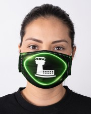 air traffic controler mas Cloth Face Mask - 3 Pack aos-face-mask-lifestyle-01