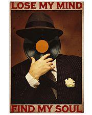Vinyl mind and soul pt dvhh-pml 11x17 Poster front