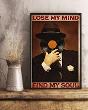 Vinyl mind and soul pt dvhh-pml 11x17 Poster lifestyle-poster-3