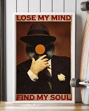 Vinyl mind and soul pt dvhh-pml 11x17 Poster lifestyle-poster-4