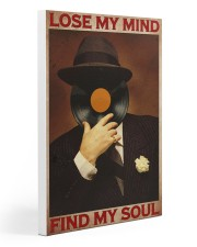 Vinyl mind and soul pt dvhh-pml 20x30 Gallery Wrapped Canvas Prints thumbnail