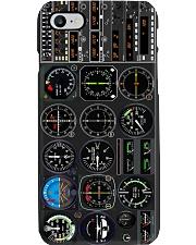 pilot Peixsoft Cockpit pc lqt-pml Phone Case i-phone-8-case