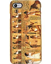 Egyptian Archaeology papyrus pc 2 btn dqh Phone Case i-phone-8-case