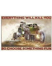 Choose Something Fun Hot Rod poster 36x24 Poster front