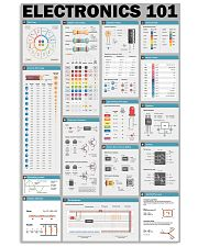 Electronics Knowledge  24x36 Poster front