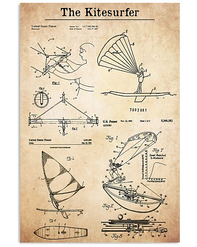 the kitesurfer