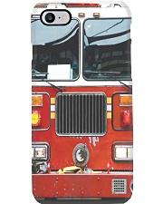 firefighter truck front pc lqt pml Phone Case i-phone-8-case