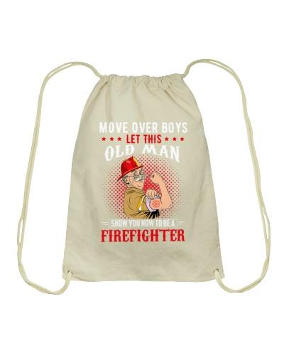 one lucky firefighter