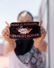 You axolotl questions Mas Cloth Face Mask - 3 Pack aos-face-mask-lifestyle-07