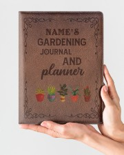 gardening notebook phq ngt Large - Leather Notebook aos-large-leather-notebook-lifestyle-front-02