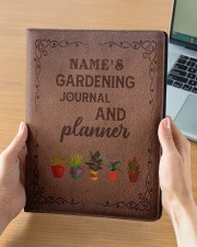 gardening notebook phq ngt Large - Leather Notebook aos-large-leather-notebook-lifestyle-front-05