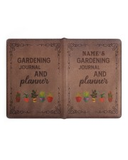gardening notebook phq ngt Large - Leather Notebook full