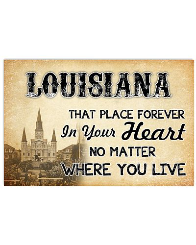 Louisiana-place
