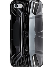 Lmbrghini Urus front Mate Black pc nct pml Phone Case i-phone-8-case
