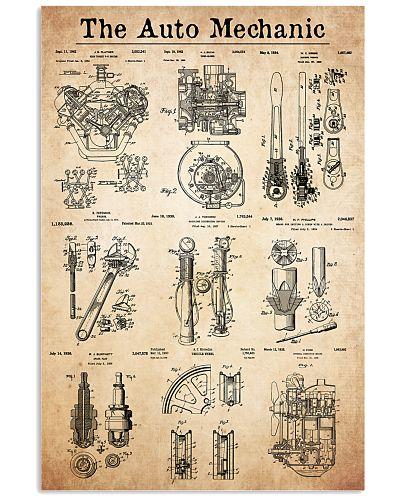 auto mechanic patent