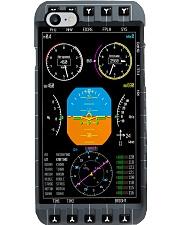 flight navigation display pc mttn 1 NTH Phone Case i-phone-8-case