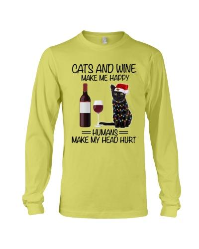 cat-light-wine-human