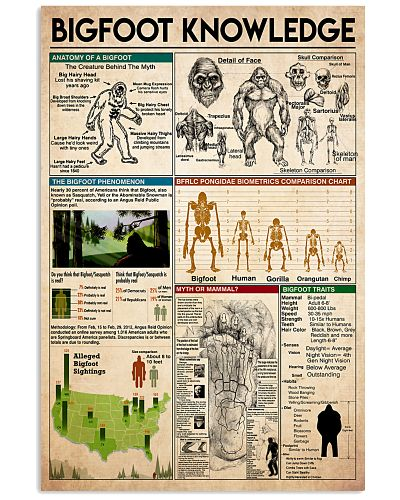 bigfoot knowledge