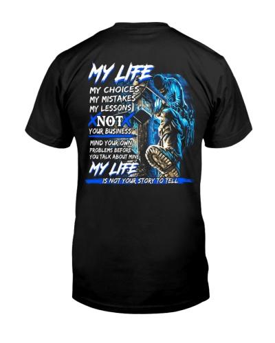 lineman my life my choice