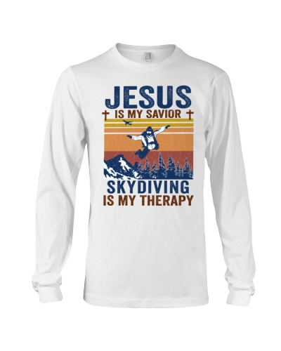 skydiving jesus therapy