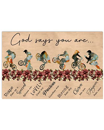 bmx god say you are