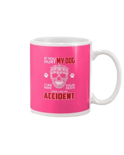 Rottweiler-accident