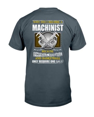 mechanist not ball