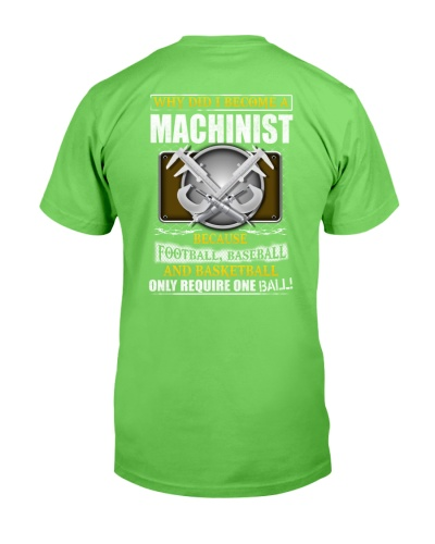 mechanist not ball
