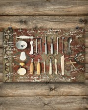 pottery tools pt phq ngt 17x11 Poster aos-poster-landscape-17x11-lifestyle-14