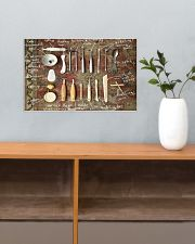 pottery tools pt phq ngt 17x11 Poster poster-landscape-17x11-lifestyle-24