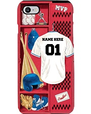 baseball collection pc phn ngt 1 Phone Case i-phone-8-case
