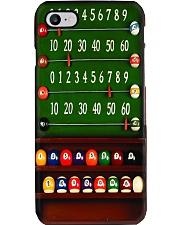 billiard scoreboard pc phq dqh Phone Case i-phone-8-case