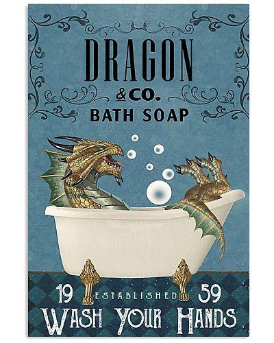 dragon bath soap company