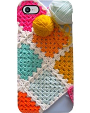 crochet 278 phonecase Phone Case i-phone-8-case