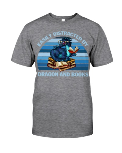 Distracted By Dragons And Books