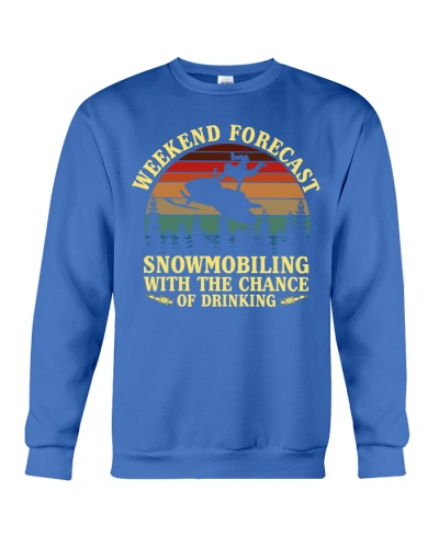 weekend forecast snowmobile