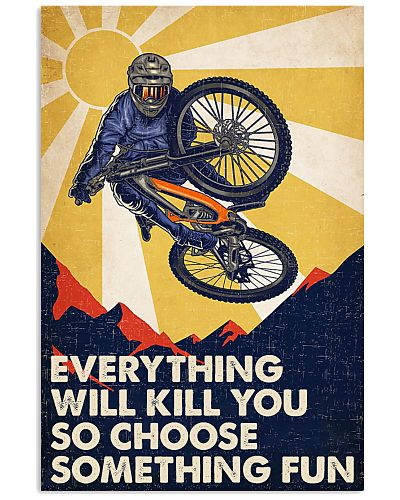 cycling everything will kill you
