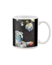 astronaut disc golf phonecase Mug tile