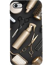 hairdresser Tools Phone Case i-phone-8-case