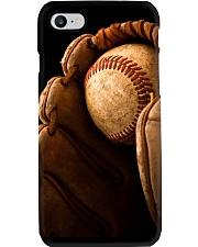 Baseball glove 2 pc mttn dqh Phone Case i-phone-8-case