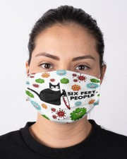 cat 6ft people mas Cloth Face Mask - 3 Pack aos-face-mask-lifestyle-01
