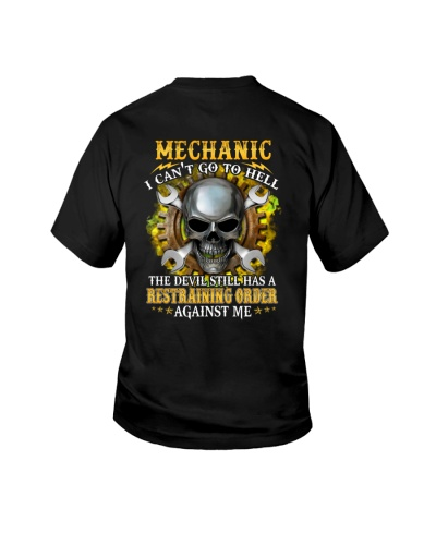 mechanic can't go hell