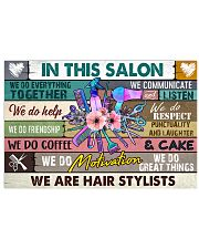 stylist-poster 17x11 Poster front