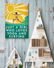 surfing and yoga 11x17 Poster lifestyle-holiday-poster-2
