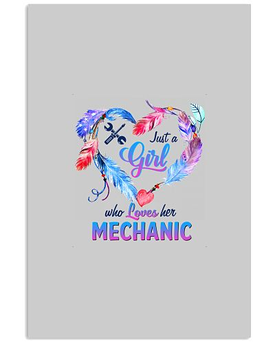 girl love her mechanic