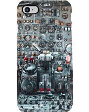 cockpit flight panel board pc mttn-ntv Phone Case i-phone-8-case