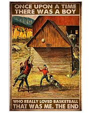 boys basketball farm once upon pt phq ngt 24x36 Poster front