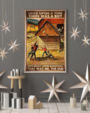 boys basketball farm once upon pt phq ngt 24x36 Poster lifestyle-holiday-poster-1
