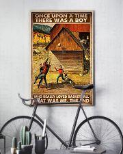 boys basketball farm once upon pt phq ngt 24x36 Poster lifestyle-poster-7