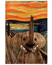elephant the scream 11x17 Poster front